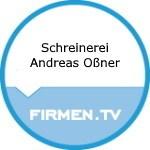 Logo Schreinerei Andreas Oßner