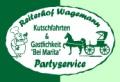 """Logo """"Gastlichkeit bei Marita"""" Party-Service"""