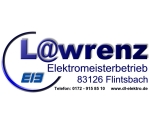 Logo Elektromeisterbetrieb Lawrenz Dirk