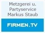 Logo Metzgerei u. Partyservice Markus Staub