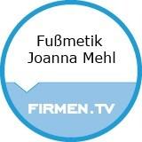 Logo Fußmetik Joanna Mehl