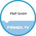 Logo Pfaff GmbH