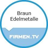 Logo Braun Edelmetalle