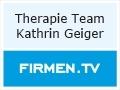 Logo Therapie Team  in den Meisenhöfen  Kathrin Geiger