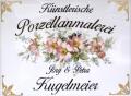 Logo Porzellanmalerei Kugelmeier Petra + Jörg Kugelmeier