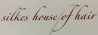Logo silkes house of hair
