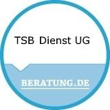 Logo TSB Dienst UG (haftungsbeschränkt)