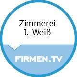 Logo Zimmerei J. Weiß