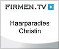Logo Haarparadies Christin