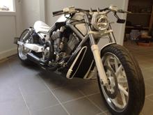 AME Custom Bike