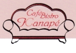 Logo Café-Bistro Kanapé