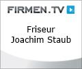 Logo Friseur Joachim Staub