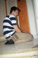 Rocco Koopke Der Fußbodenleger