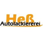 Logo Autolackiererei Heß
