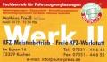 Logo KFZ-Meisterbetrieb Werk II Inh. Mathias Preiß