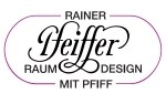 Logo Rainer Pfeiffer Raumdesign mit Pfiff