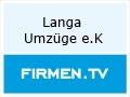 Logo Langa Umzüge e.K.