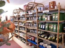 Tee- und Gewürzladen