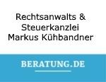 Logo Rechtsanwalts & Steuerkanzlei Markus Kühbandner
