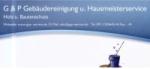 Logo G&P Gebäudereinigung & Hausmeisterservice