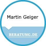 Logo Martin Geiger Generalvertretung HanseMerkur Krankenversicherung AG