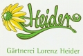Logo Gärtnerei Heider