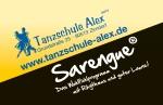 Logo ADTV-Tanzschule ALEX/ Sarengue®-Akademie Zirndorf