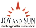 Logo Sonnenstudio Joy and Sun