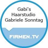 Logo Gabi's Haarstudio  Gabriele Sonntag
