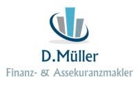 Logo D. Müller Finanz- & Assekuranzmakler