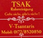 Logo TSAK  Rohrreinigung Kanalreinigung