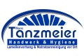 Logo Hans Tanzmeier Handwerk & Hygiene