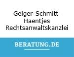 Logo Geiger-Schmitt-Haentjes  Rechtsanwaltskanzlei