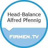 Logo Head-Balance Alfred Pfennig