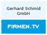 Logo Gerhard Schmid GmbH