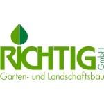 Logo Garten- und Landschaftsbau  RICHTIG GmbH