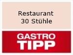 Logo Restaurant 30 Stühle