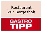 Logo Restaurant  Zur Bergeshöh
