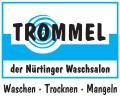 Logo TROMMEL - der Nürtinger Waschsalon