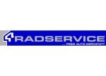 Logo 4RADSERVICE  ... FREIE AUTO-WERKSTATT
