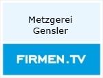 Logo Metzgerei Gensler