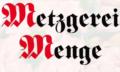 Logo Metzgerei Menge