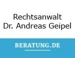 Logo Rechtsanwalt  Dr. Andreas Geipel
