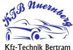 Logo KTB-Nürnberg  Inh. B. Bertram  KFZ Meisterbetrieb