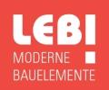 Logo LEBI Moderne Bauelemente Ing. Jürgen Hofmann & Mike Lebinsky GbR
