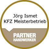 Logo Jörg Ismet KFZ Meisterbetrieb