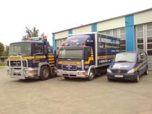 H. Wartenberg jun. & A. Gangur LKW-Reparatur, Fahrzeugbau & Service GmbH