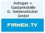 Logo Autogas + Gastankstelle G. Seidenstücker GmbH