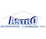 Logo ASTRO  Bautrocknungs- & Sanierungs GmbH