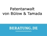 Logo Patentanwaltskanzlei  von Dipl. Ing. Sascha Tamada